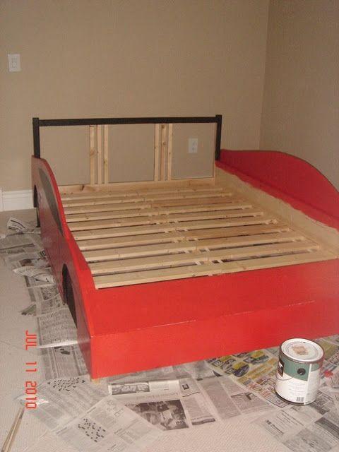 Race Car bed - IKEA Hackers