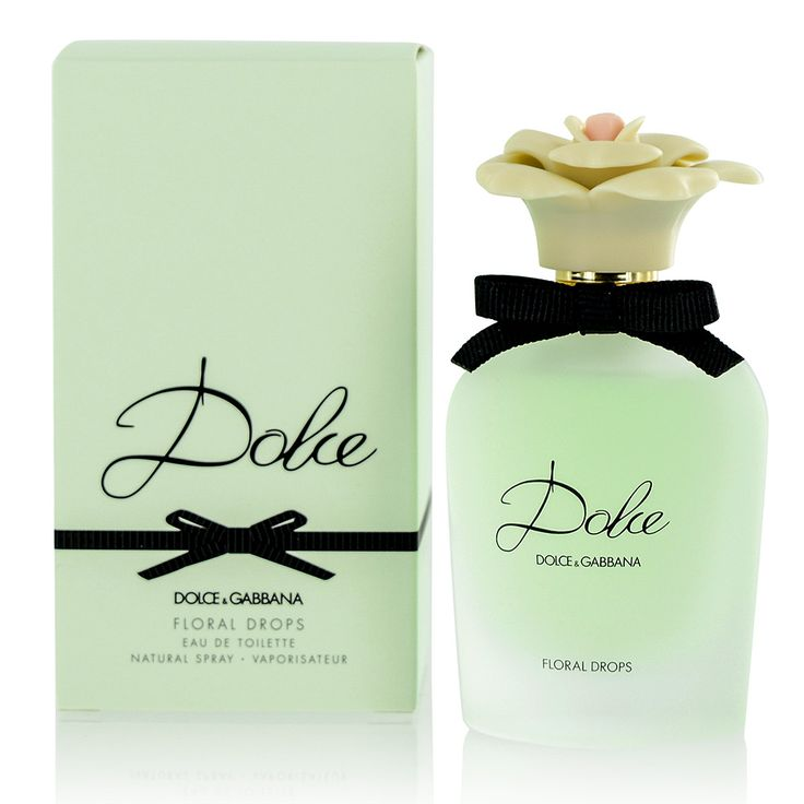 Dolce & Gabbana Dolce Floral Drops for Her – 1.7oz EDT Spray