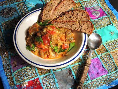 Moje Małe Czarowanie: Irańska zupa  - Mirza Ghasemi