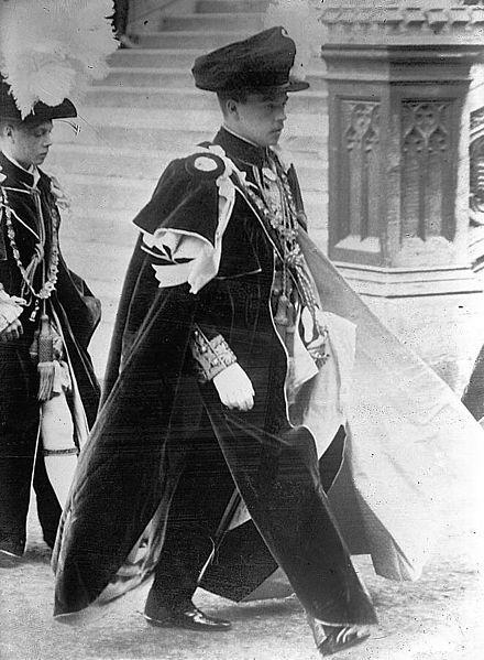 Manuel II  - Saída do rei de Lisboa