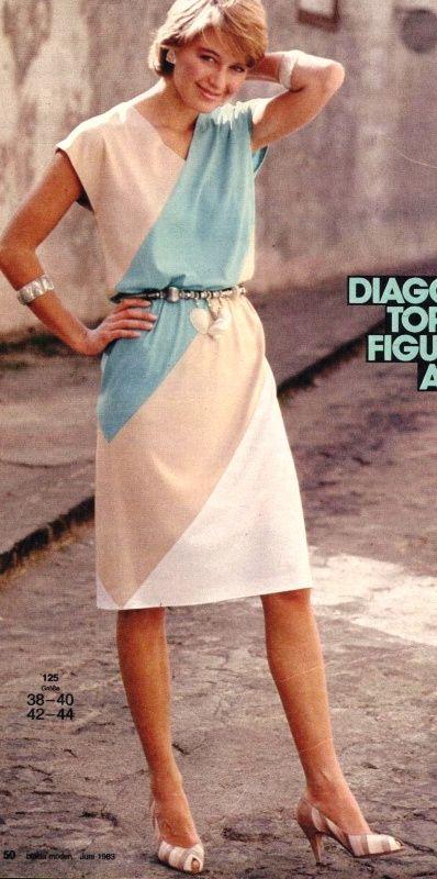 1983, Burda moden