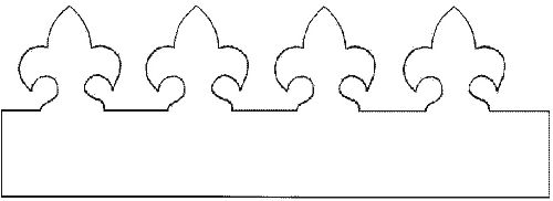 Moldes de coronas de rey para imprimir - Imagui