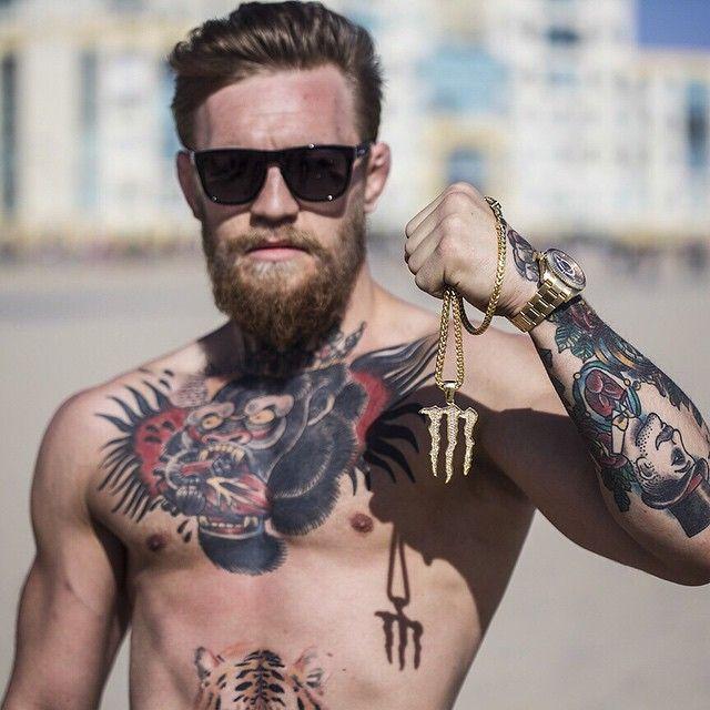 Conor McGregor tattoo