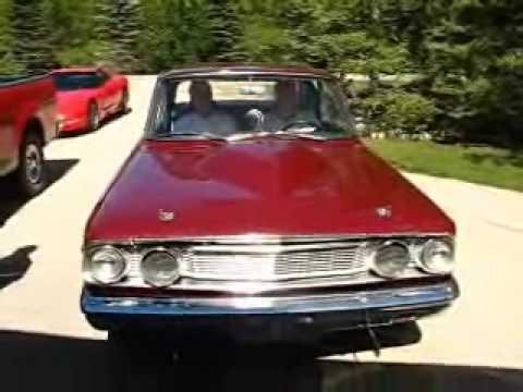 Ford Fairlane (1964) Thunderbolt