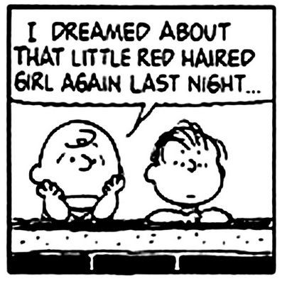 little red haired girl