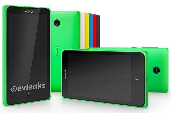 Se filtran especificaciones y precio de venta del smartphone de Nokia con sistema operativo Android #MWC2013