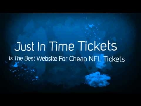 Cheap NFL Tickets