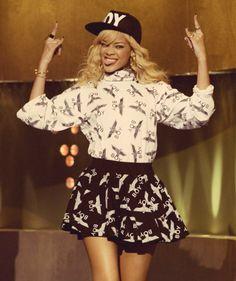 Ghetto (fabulous) fashion