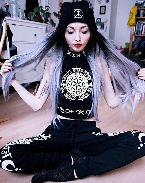 Long Clothing x Grace Neutral collab now available on our webstore. Photo @kimiperi ATTITUDECLOTHING.CO.UK   We ship worldwide #longclothing #graceneutral #tattoostyle #tattooart #symbols #blackandwhite #alternativestyle #alternativefashion #alternativeclothing #gothfashion #darkfashion #goth #nugoth #pastelgoth #streetgoth #ghettogoth #AttitudeClothing