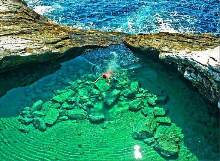 Giola Lagoon Greece