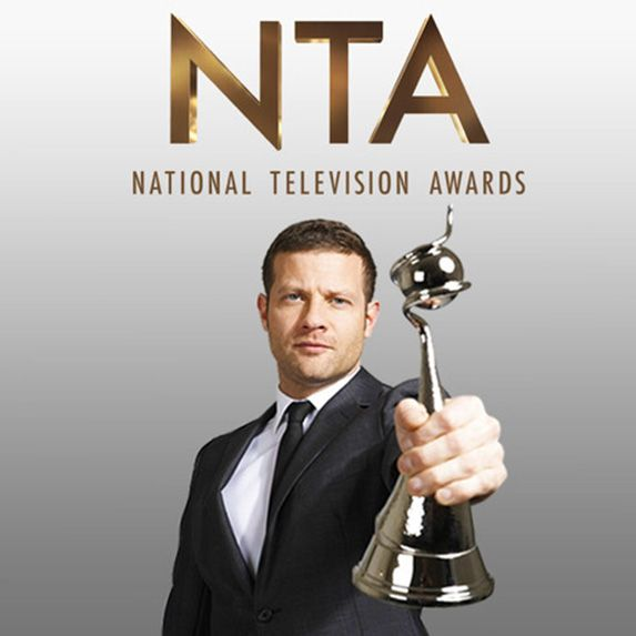 Fashion & News from the National Television Awards 2015