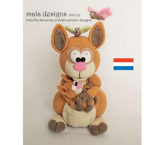 Amigurumi Crochet Designers : 24 best images about Mala Designs on Pinterest