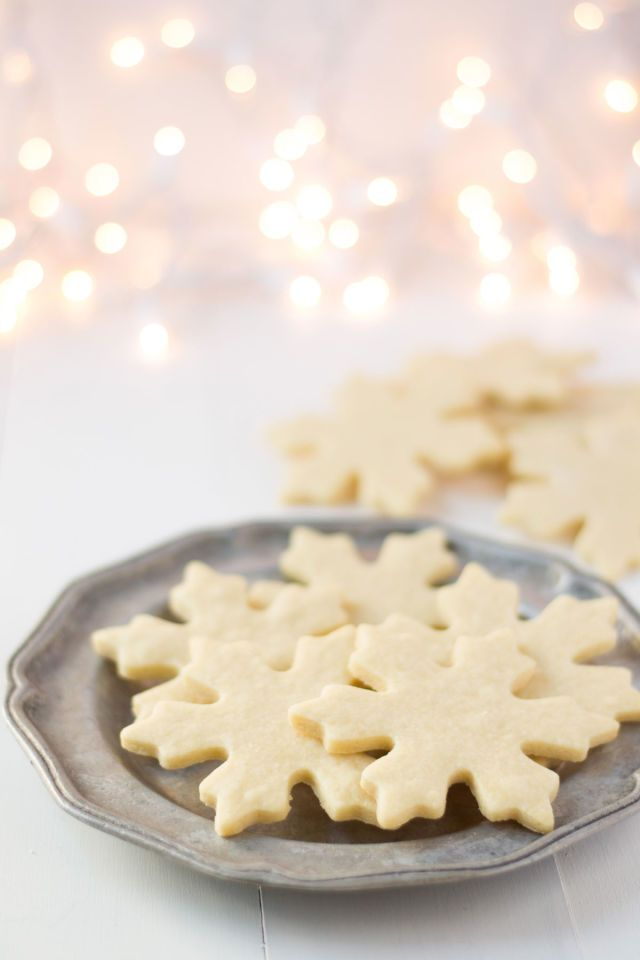 This basic cookie dough recipe uses sour cream instead of eggs as its base. You can bake the cookie dough as is for a classic sugar cookie or adapt it into the following four recipes for more variety! Recipe: Eggless Sugar Cookies   - Delish.com