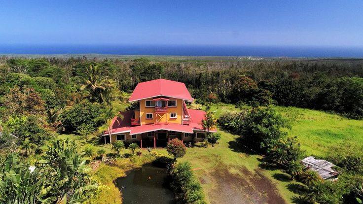 House vacation rental in Pahoa, HI, USA from VRBO.com! #vacation #rental #travel #vrbo