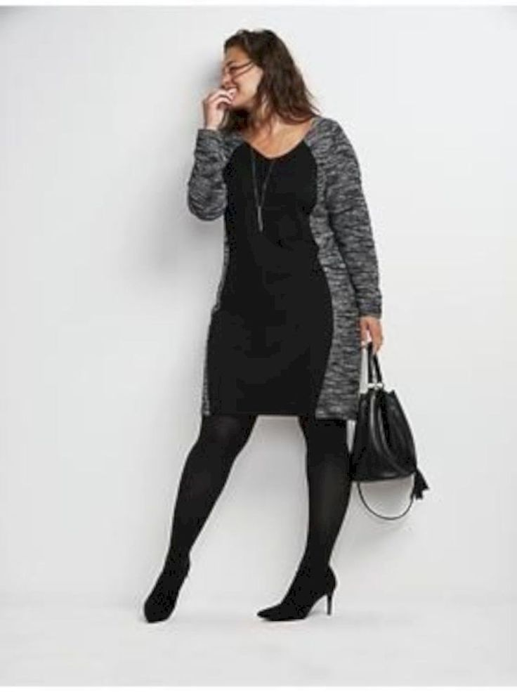 20+ Cute Plus Size Outfits Ideas For This Winter 2019