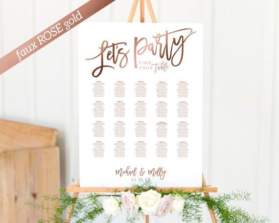 Seating Chart Template Wedding Seating Chart Seating Plan Seating Chart Poster W Seating Chart Wedding Template Seating Chart Wedding Wedding Seating Signs