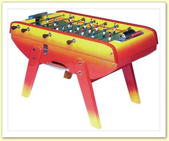 salle de jeux de bistrots :: Le baby-foot Bonzini                              …