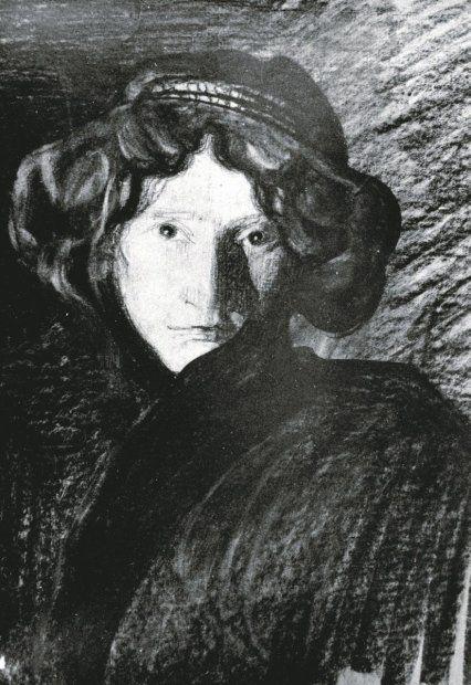 Irena Solska, Witkacy 1910