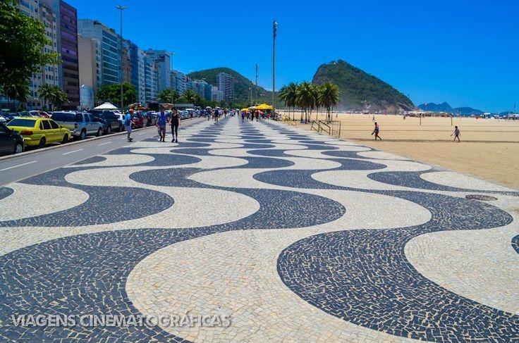 Rio de Janeiro - O que fazer: Top 10 pontos turísticos - Por Viagens Cinematográficas