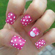 Первоклассный розовый маникюр (32 фото) - Дизайн ногтей