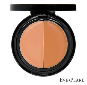 Eve Pearl Salmon Concealer and Treatment.. supposedly great for under eye circles.    Medium/Tan
