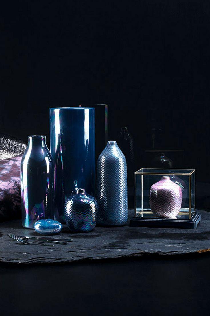 'Iridescent Dream' by @arfaiceramics   #interiors #ceramics #interiordesign #homeaccessories #iridescent