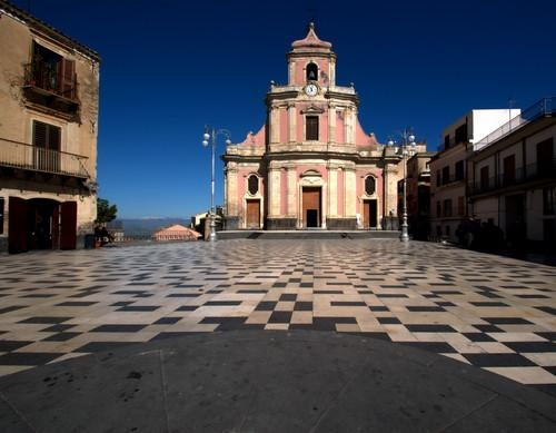 Chiesa Madre - Centuripe, Sicily, Italy (Photo AntonioSpotaro)