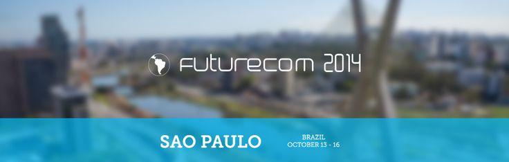 FUTURECOM  Dal 13 al 16 ottobre 2014 Axcent parteciperà all'evento FutureCom che si terrà a San Paolo. A San Paolo l'obiettivo di FutureCom, è quello di raccogliere forze di mercato e di offrire all'azienda e agli operatori professionali un'ambiente stimolante per il Business Devolopment e Networking. info@tresjolieventi.it