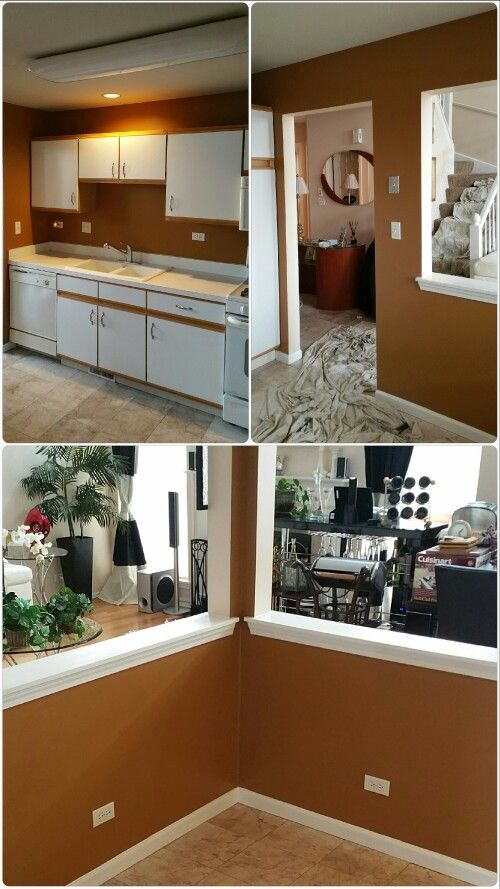 Paint Kitchens And Bathrooms With Smokey Topaz Sw6117 From