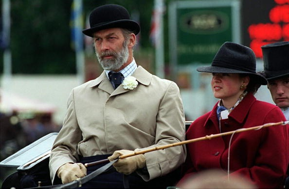HRH Prince Michael of Kent First cousin of Queen Elizabeth II Grandson of King George V
