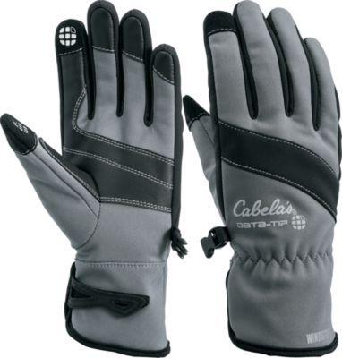 Cabela's Women's Data-Tip WindStopper® Gloves #ColdWeatherGear