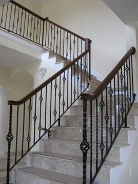 Interior Wrought Iron Railings Google Search Stairs