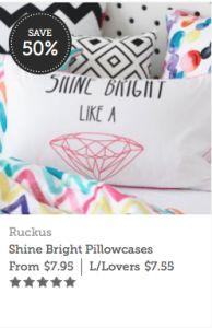 Adairs cushions