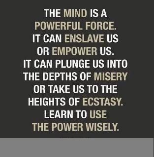 use Your Power wisely
