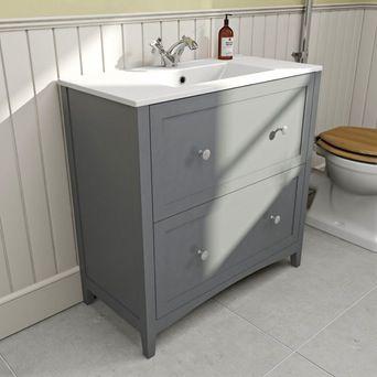 Traditional Bathroom Furniture | VictoriaPlum.com