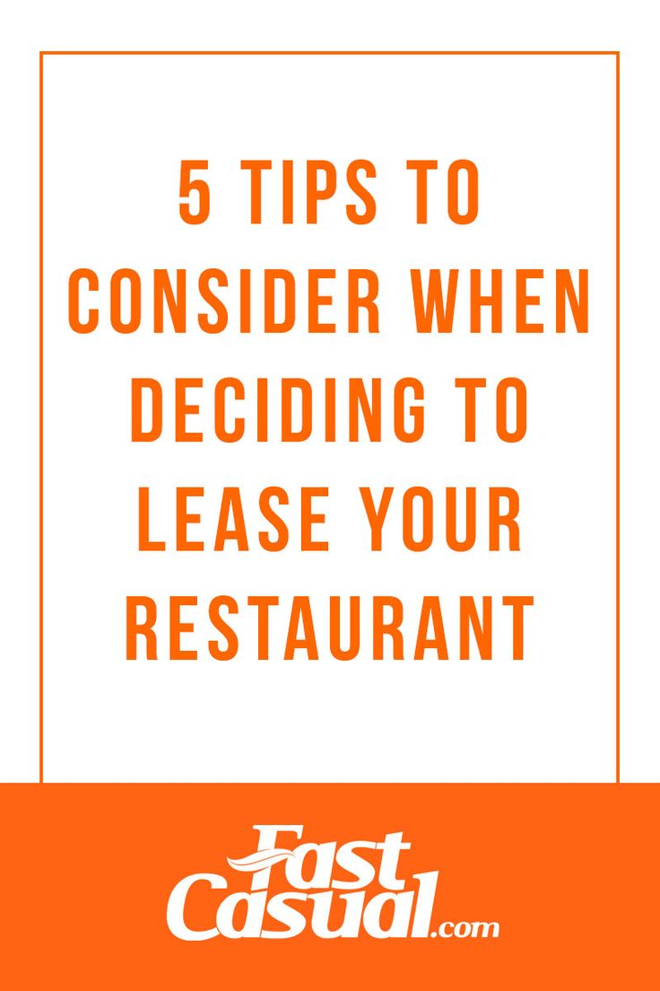 To lease or not to lease: 5 tips, if that is your question