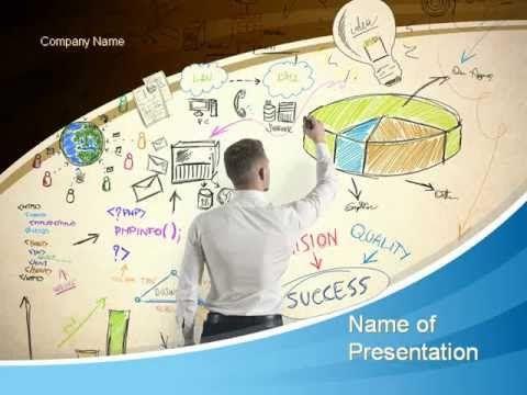 the 25+ best business plan ppt ideas on pinterest   business plan, Powerpoint templates
