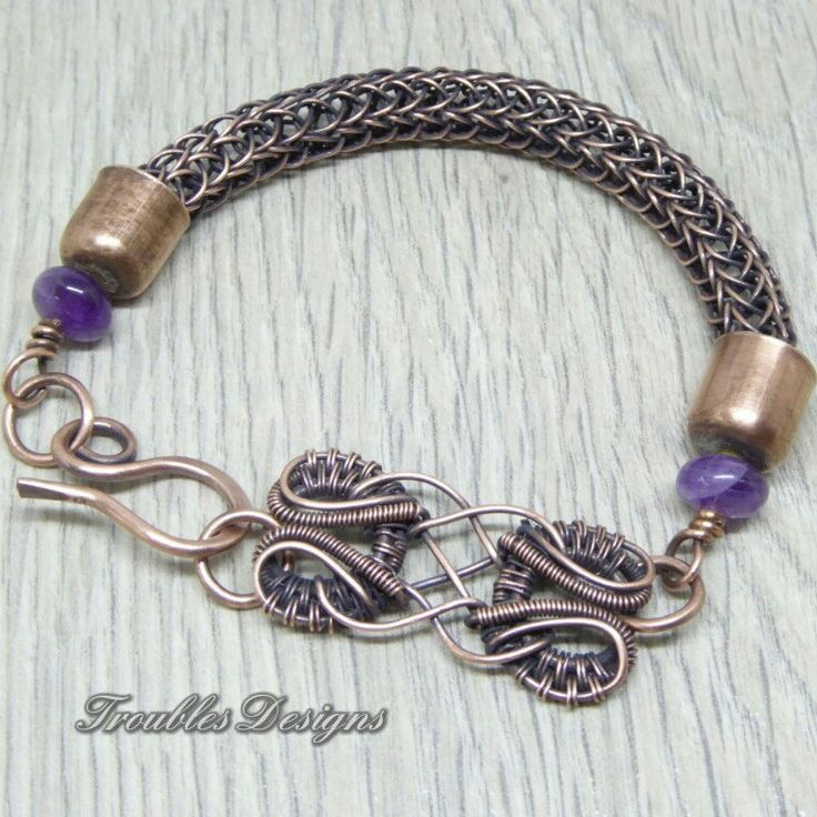 301 best Viking Knit Jewellery images on Pinterest | Viking knit ...