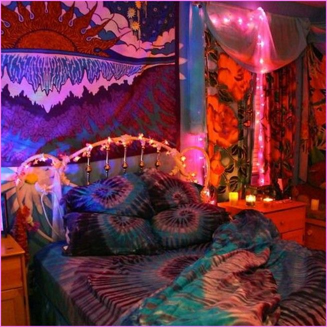 25 best ideas about hippie bedrooms on pinterest hippie - How to decorate a bohemian bedroom ...
