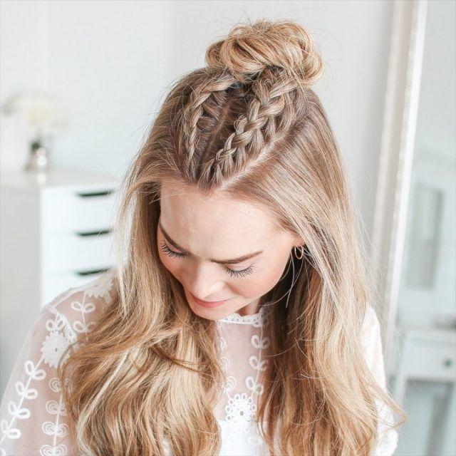 3 Easy Rope Braid Hairstyles Missy Sue In 2020 Hair Styles Easy Hairstyles For Long Hair Hairstyle