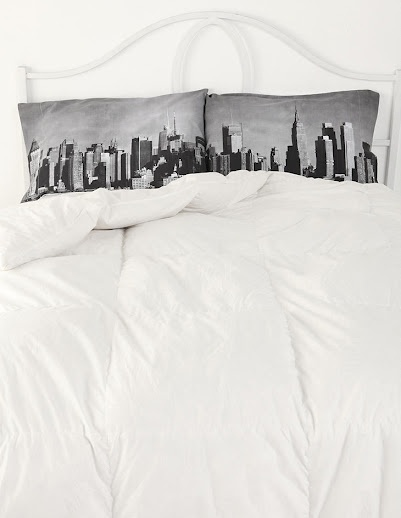 LOVE, LOVE, LOVE these pillowcases! For my room when it becomes black white and red!!!!