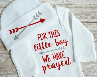 Baby Boy Coming Home Outfit  For This by JillianNicoleDesigns