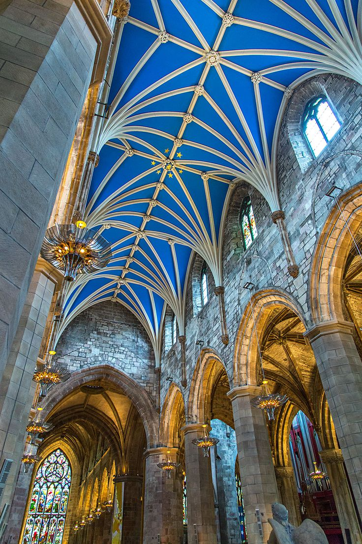 10 Places You Must Visit in Edinburgh