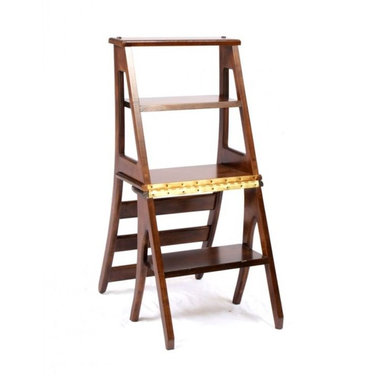 ... Ben Franklin Library Chair Plans By Franklin Chair Step Ladder Ben  Franklin Library Chair ...