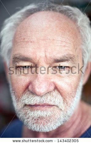 Bad face, caucasian man. by Adriano Castelli, via ShutterStock