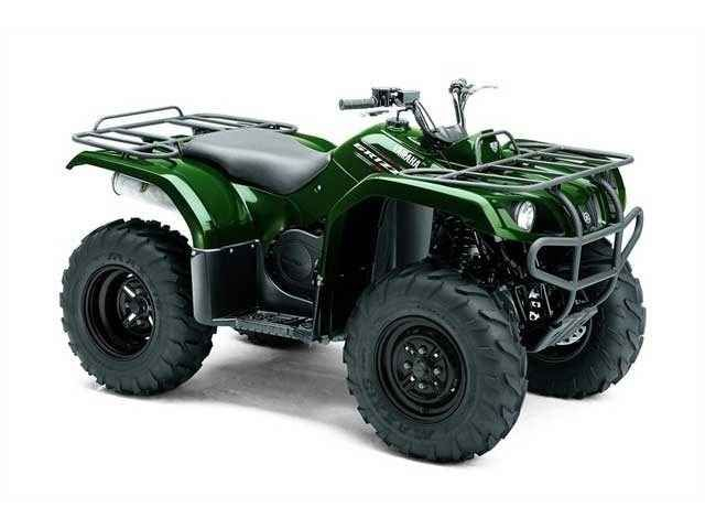 New 2014 Yamaha Grizzly 350 2WD ATVs For Sale in New York. Grizzly Tough Mid-Size Performance Exclusive top-of-the-line features like Ultramatic automatic transmission can be found on this price point friendly mid-class Grizzly.