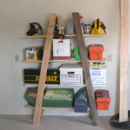 18 Cheap Garage Storage Ideas You Can Try