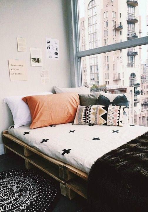 Dorm room decor.