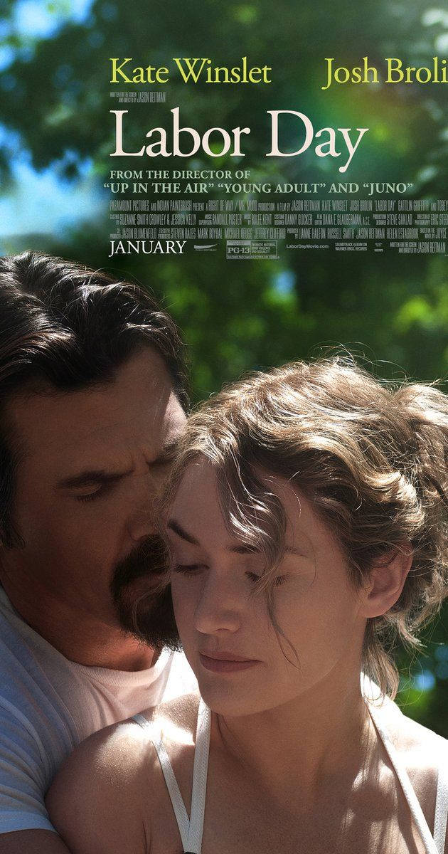 Directed by Jason Reitman.  With Kate Winslet, Josh Brolin, Gattlin Griffith, Clark Gregg. Depressed single mom Adele and her son Henry offer a wounded, fearsome man a ride. As police search town for the escaped convict, the mother and son gradually learn his true story as their options become increasingly limited.