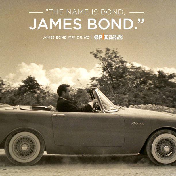 The name is bond james bond bond pinterest james - My name is bond james bond ...